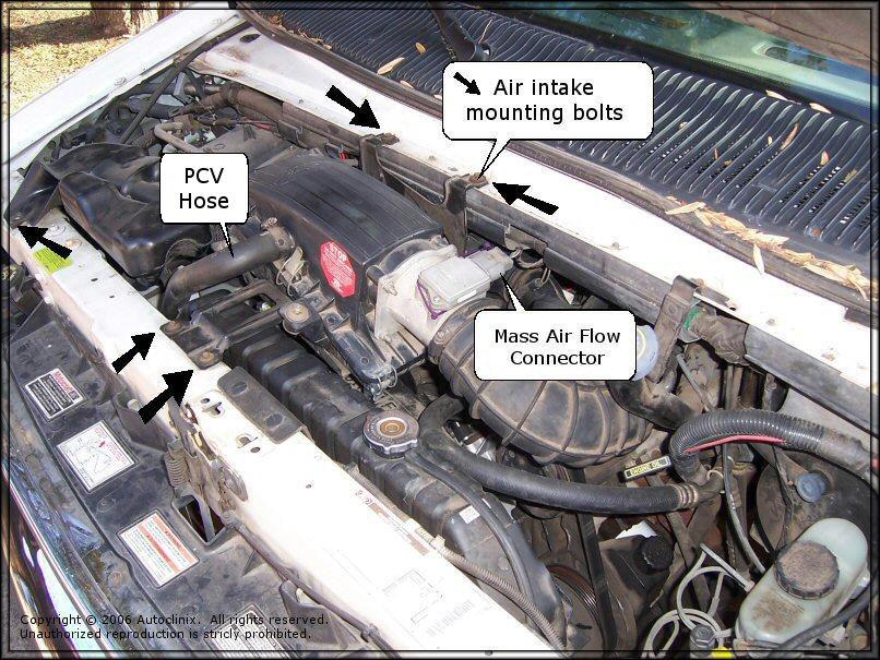 Air Temp Sensor Ford f 150