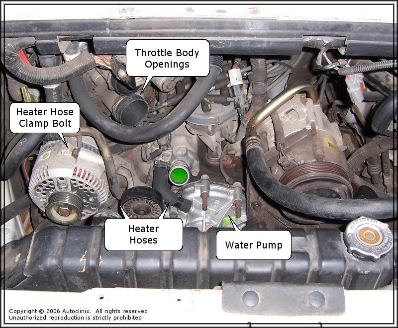 1995 ford 5 8 v8 need help naming a part 2002 Ford Taurus Wiring Diagram 95 ford taurus radio wiring diagram